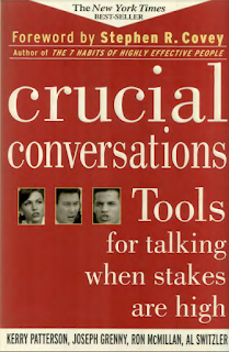 free ebook download pdf Crucial Conversations: Tools for Talking When Stakes Are High