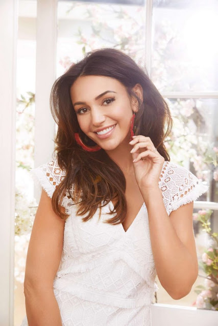 Michelle Keegan for Very.co.uk Shoot