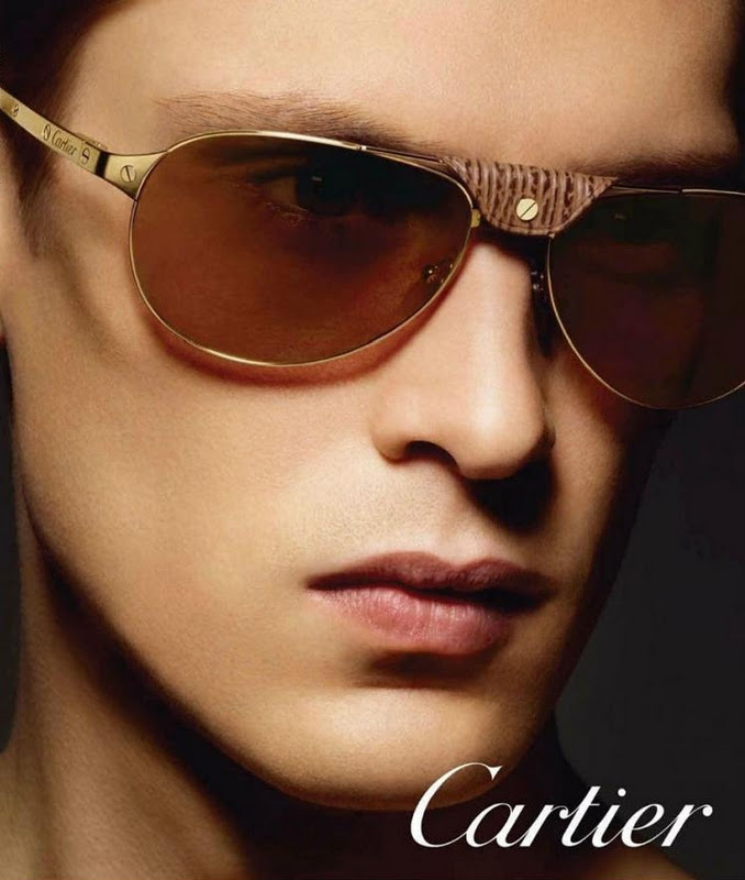 3e3368de81 Mathias Lauridsen - Danish Prince: CARTIER EYEWEAR FALL/WINTER ...