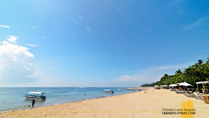 Beaches of Bali Sanur Beach