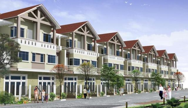 Biệt thự, nhà liền kề khu Hà Đông có đủ sức khiến nhà giàu móc ví?