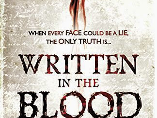 REVIEW - Written in the Blood by Stephen Lloyd Jones