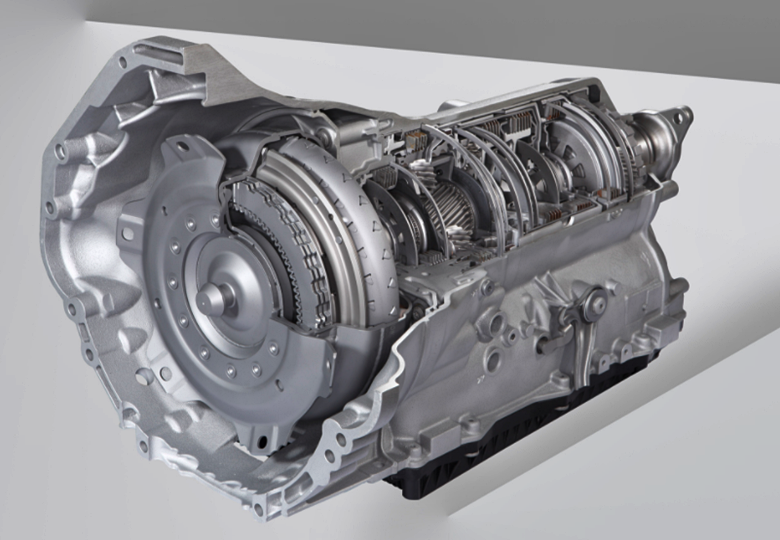 BMW X5 Transmission Failsafe Program