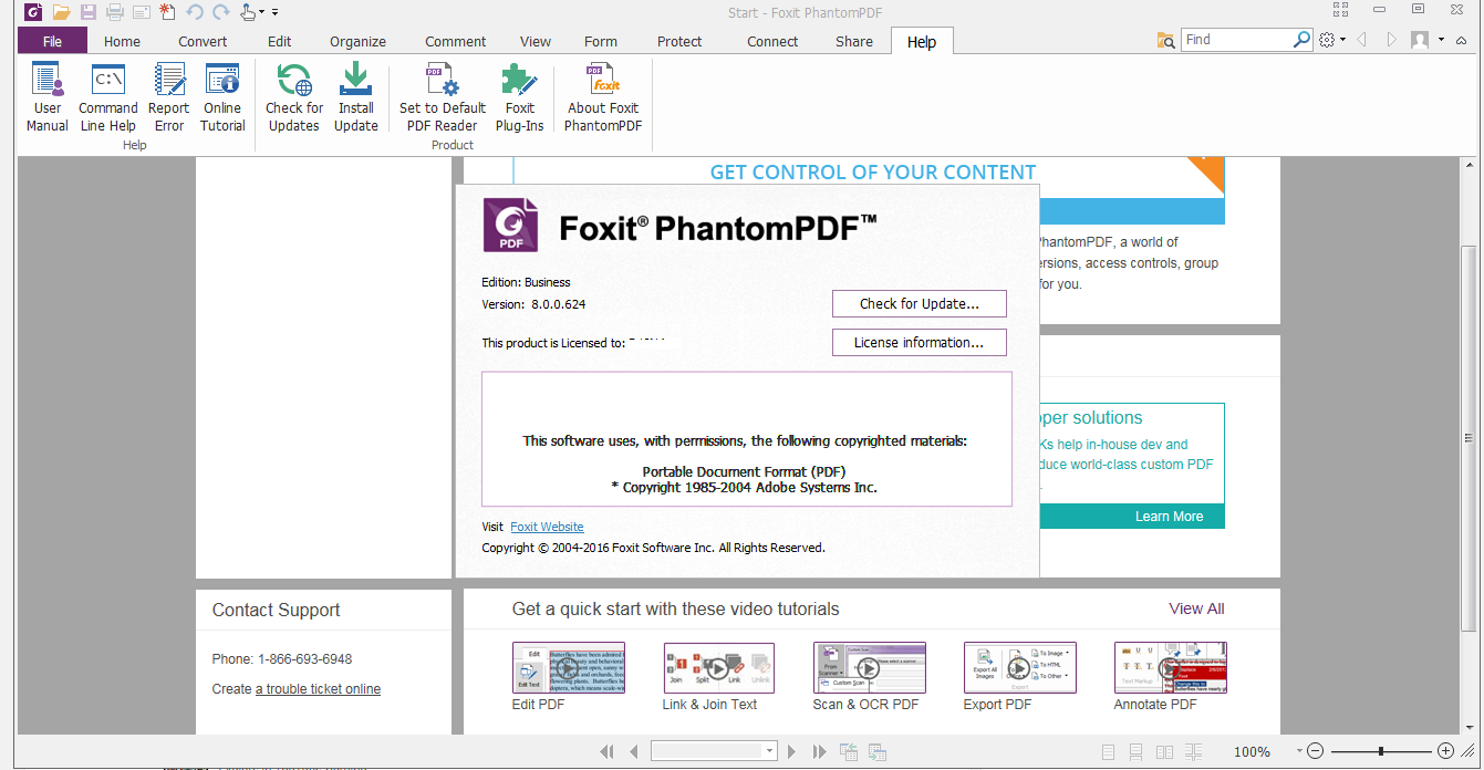 foxit reader pro license key