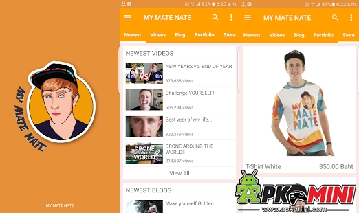 My Mate Nate Official App.Apk