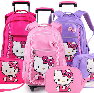 Gambar Tas Hello Kitty Untuk Anak 7