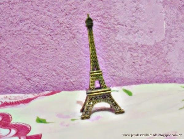 miniatura, Torre Eiffel, Paris