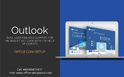 Microsoft Outlook Support by Office Setup Word