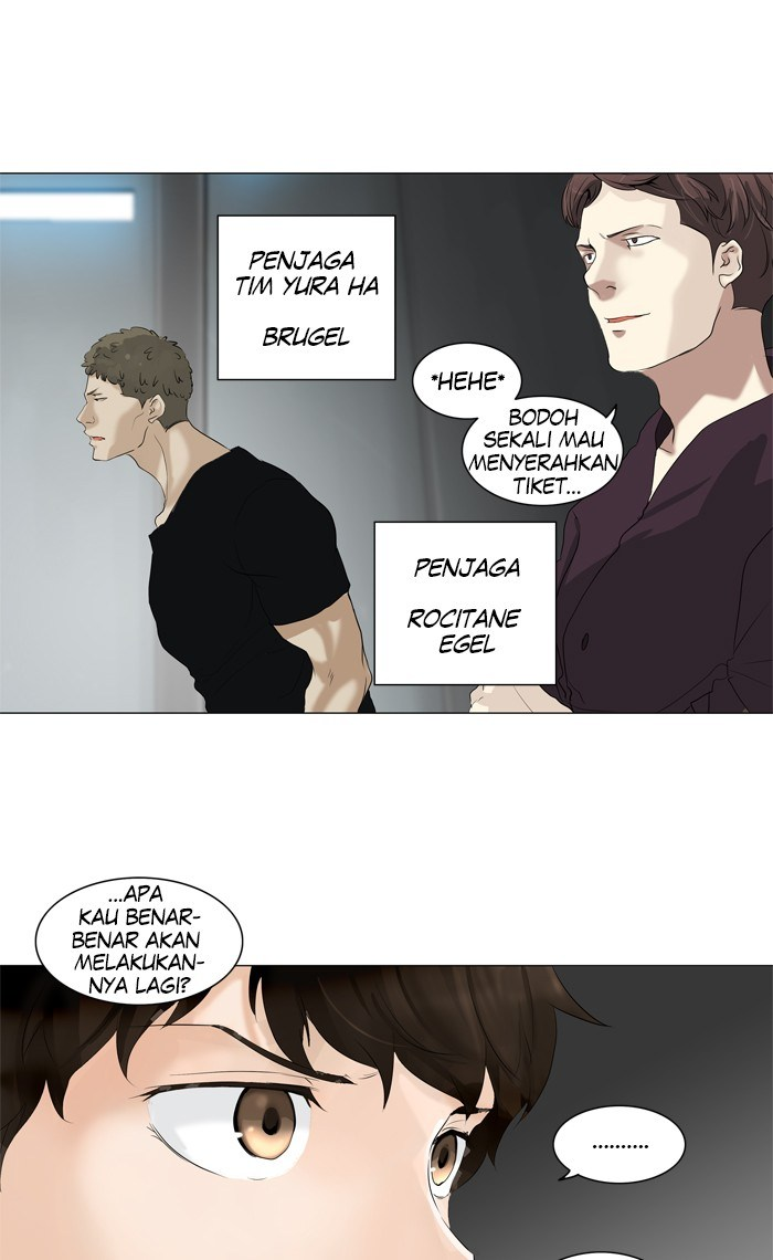 Webtoon Tower Of God Bahasa Indonesia Chapter 208