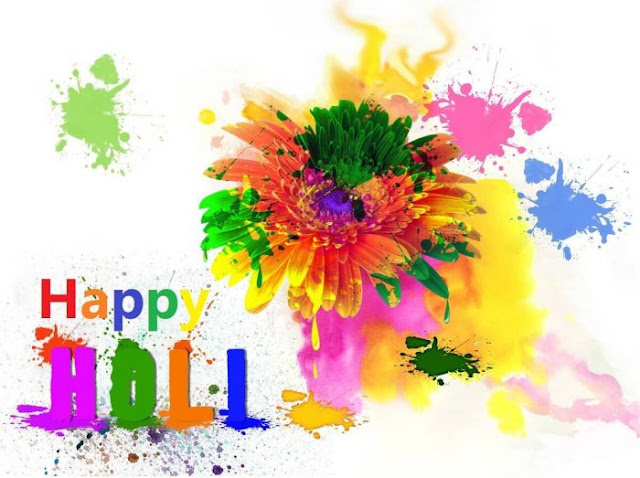 Happy Holi Wallpapers for Facebook Status