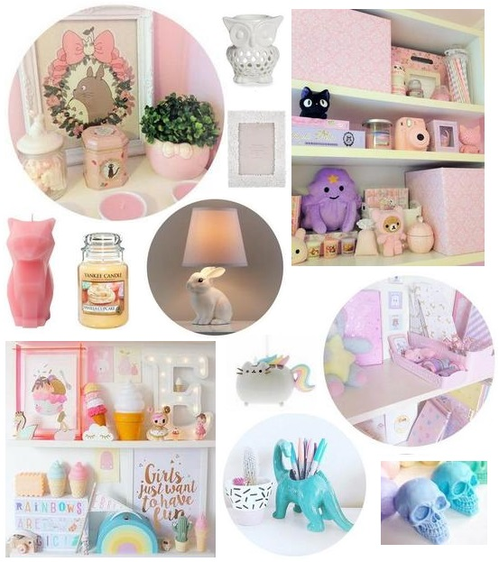 Bedroom Inspiration Collage
