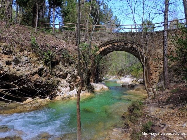 Puente de la Herrerías, Sierra de Cazorla, Segura y la Villas