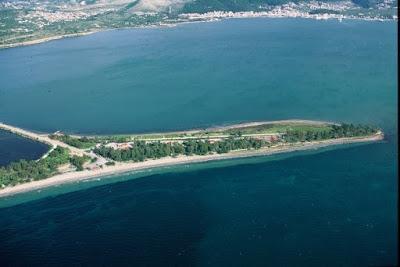 Εκμίσθωση 4 θέσεων παραλίας για θαλάσσια μέσα αναψυχής στην Ηγουμενίτσα