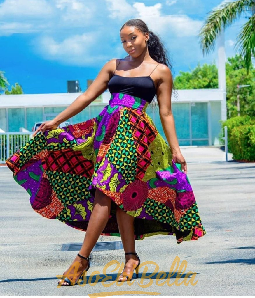 49 Edition of EsB TV #ebfablook - Try These New Aso ebi Lace style & African Print Trend