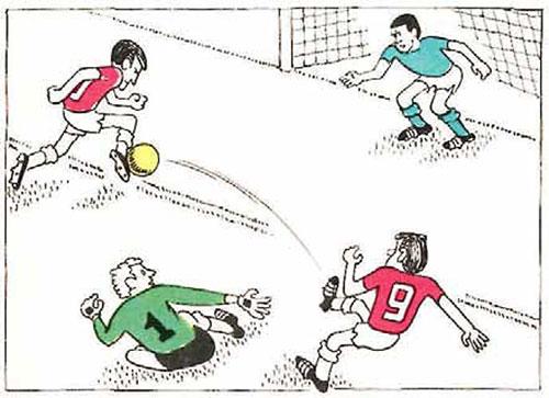 Goal moment