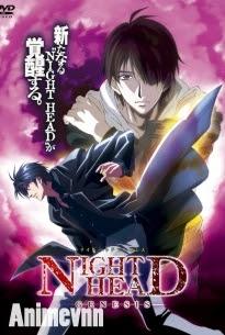 Night Head Genesis -  2013 Poster