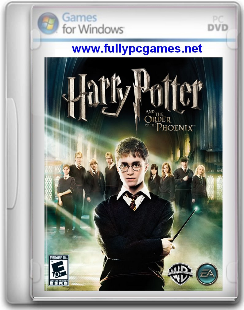 Harry Potter and the Order of the Phoenix (video game ...
