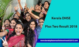 DHSE Plus Two (+2) result published today - keralaresults.nic.in