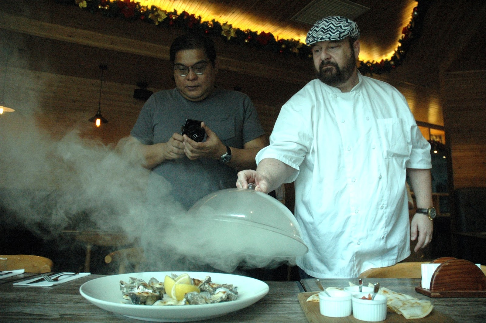 DUDE FOR FOOD: New Concept for the New Year with Highlands Bistro