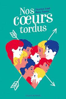 Vie quotidienne de FLaure : Nos cœurs tordue Séverine VIDAL / Manu CAUSSE