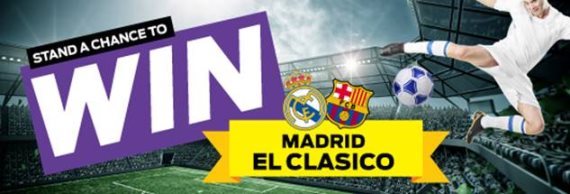 Win with Hollywoodbets - Watch El Clasico LIVE in Madrid, Spain - Real Madrid vs Barcelona - Competition