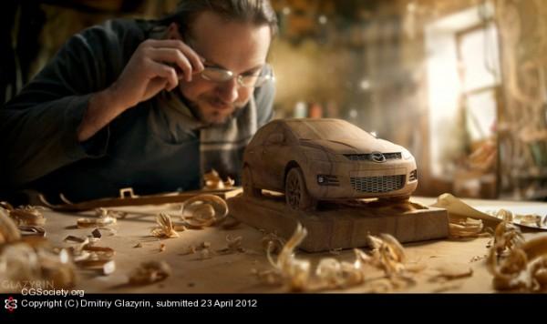 Woodworker - Mazda CX7