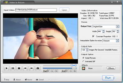Aoao Video to Picture Converter 3.7