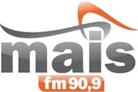Rádio Mais FM 90,9 FM de Nova Serrana MG