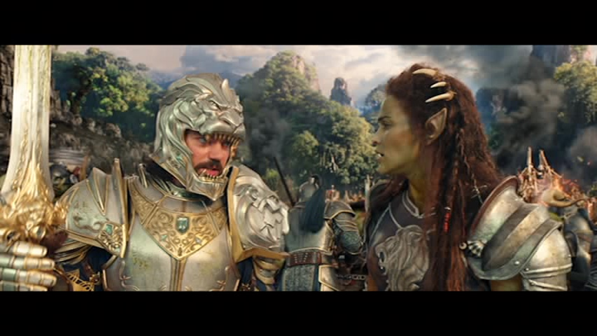 Warcraft: The Beginning/Warcraft: El Inicio