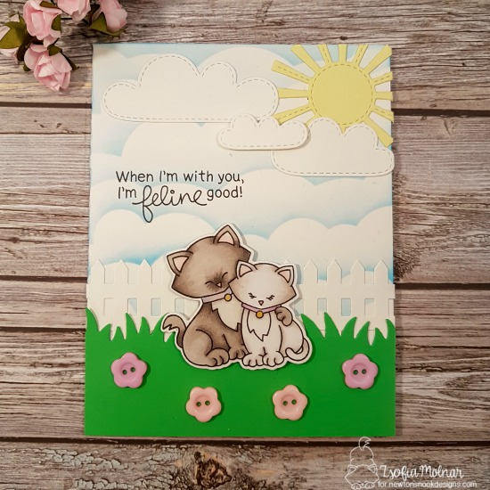 With I'm with you by Zsofia features Newton's Sweetheart by Newton's Nook Designs; #newtonsnook
