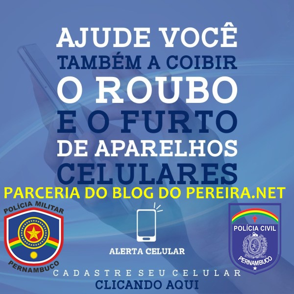 Alerta Celular - Blog do Pereira.Net