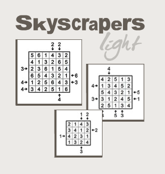 Skyscrapers Light Vol 1
