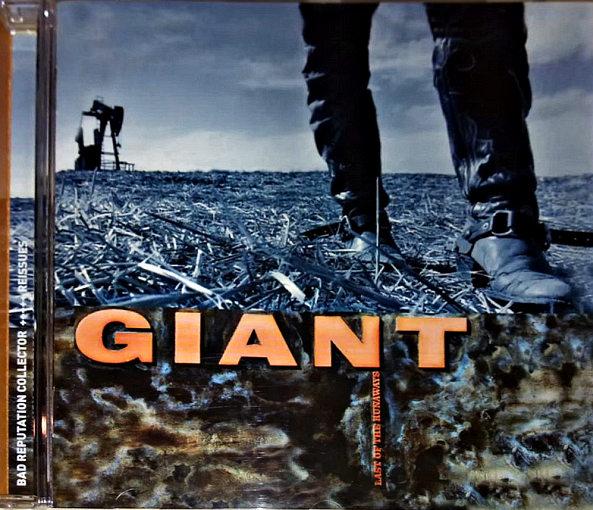 GIANT - Last Of The Runaways [Bad Reputation remaster +4 bonus tracks] full