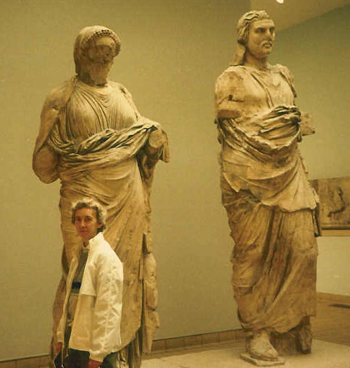 Ancient Greek Clothing: Shade Of Coral: Ancient Greek Clothing
