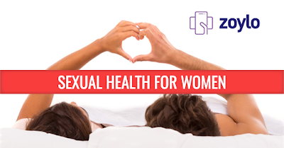 Online sexual health tips for women