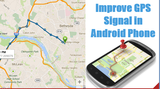 How to Improve GPS Signal
