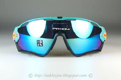 d564b56e220ff oo9290-3931 Jawbreaker crystal pop + prizm ruby iridium  295 lens pre  coated with Oakley hydrophobic nano solution complete set with vault