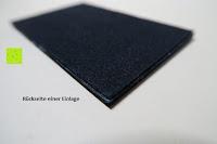 Eückseite Einlage: Premium Schützendes Gehäuse für Aluminium Speicherkarte Tragetasche mit anpassbarem Innerem von CamKix - Organisieren und schützen Sie Ihre SD-Karten, Micro SD-Karten, Memory Stick und Compact Flash (CF) Speicherkarten (Kompatibel mit allen Speicherkarten Marken wie Sandisk, Transcent, Kingston, Sony, Lexar usw.) enthält den Speicherkarten Gehäusehalter / 4 Benutzerdefinierte EVA Einsätze / Klebesticker - Ideal für Reisen oder Aufbewahrung zuhause