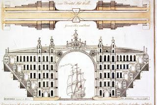 William Bridge's Bristol Bridge plan 1793