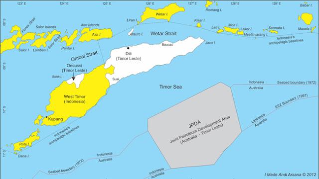 Indonesia-Timor Leste belum sepakati batas maritim kedua Negara