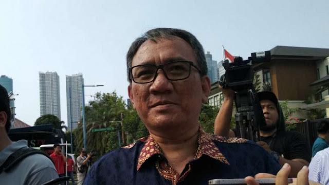 Andi Arief: Yang Punya Catatan Main Dua Kaki adalah PAN dan PKS