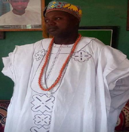 Oba Adeyemi Adediran