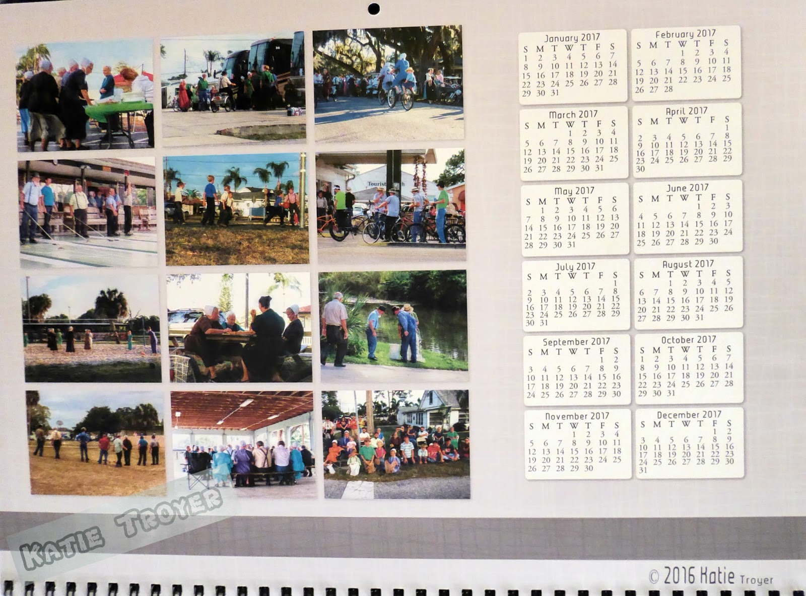 may calendar theme