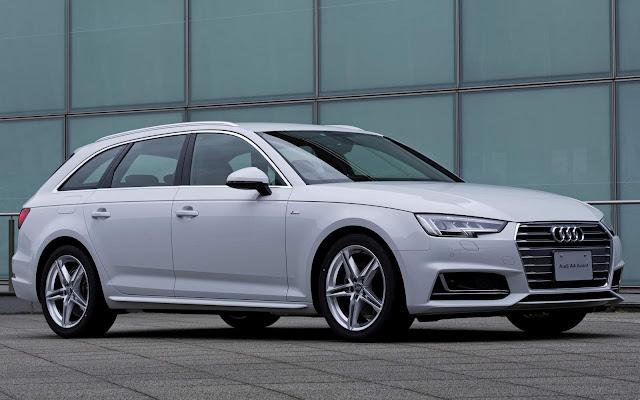 Audi A4 Avant 2017 - Brasil
