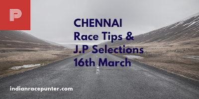 Indian Race Tips 16th March, 2019, Trackeagle