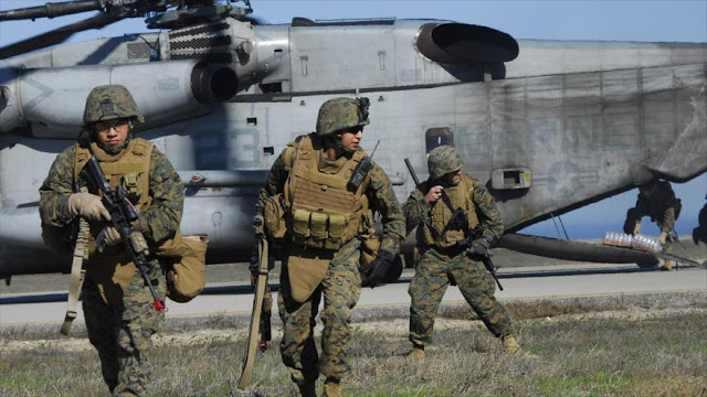 EEUU aumentará fuerzas de reacción rápida en el este de Asia