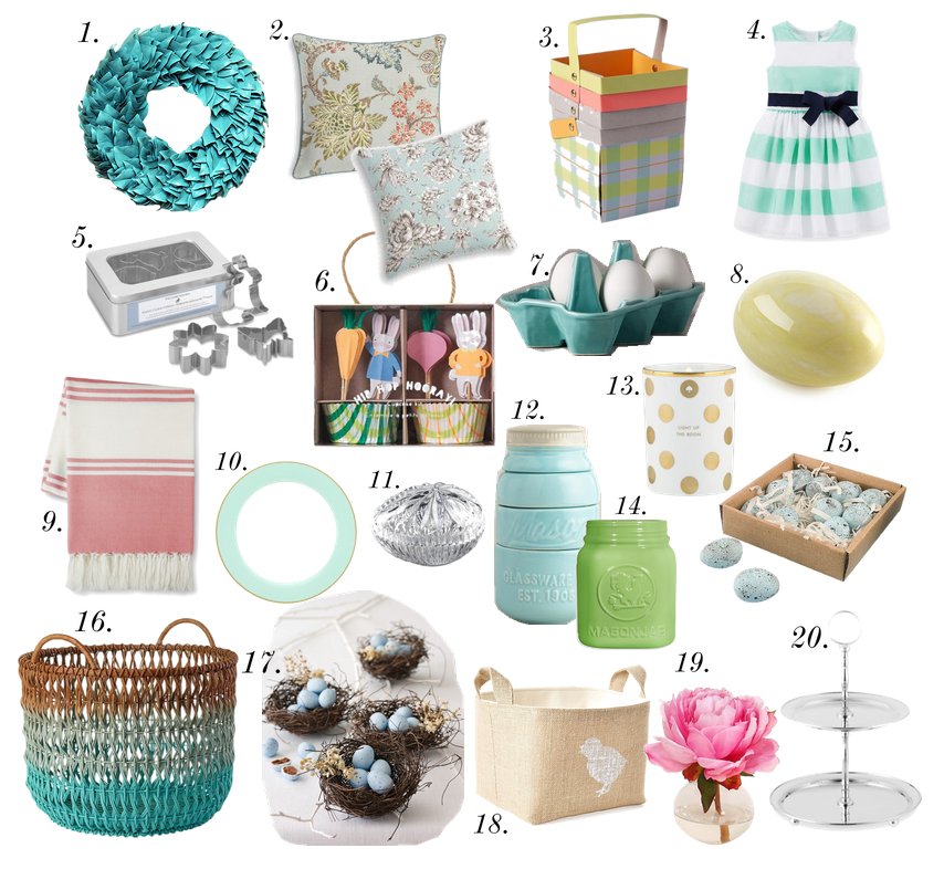 http://sweethaute.blogspot.com/2015/03/easter-decor-ideas-inspiration.html