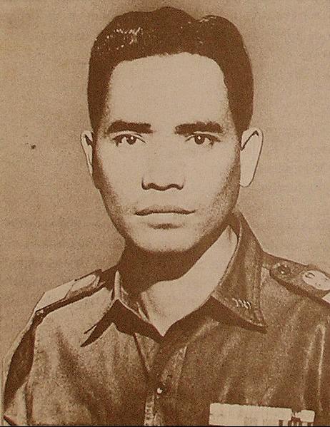Foto Brigadir Jenderal Donald Izacus Panjaitan