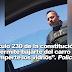 """""""Articulo 230 de la constitución me permite bajarte del carro y romperte los vidrios"""": Policía de México"""
