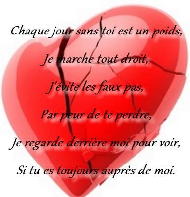 Poème Amour Poésie Et Citations 2019 Poème Triste Damour